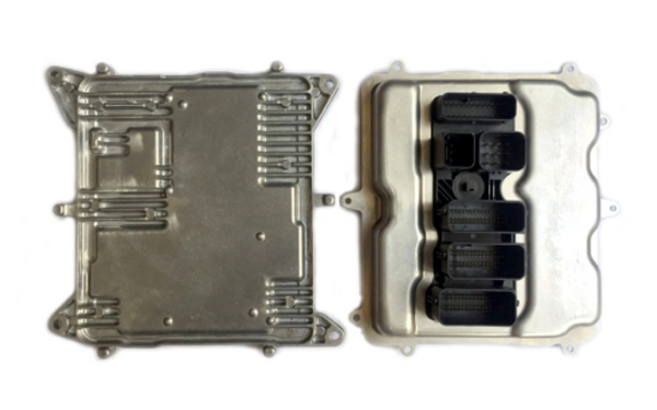 BMW Car ECU cover