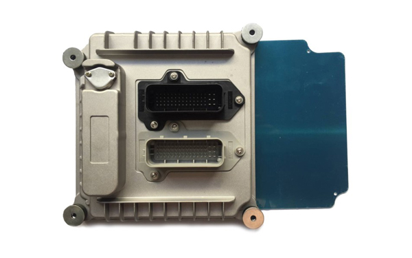 Casing of single pump +128 pin connector